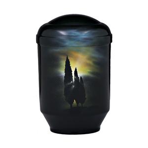 """Design urn """"Laurierbomen"""""""