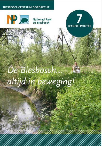 Wandelgids Hollandse Biesbosch
