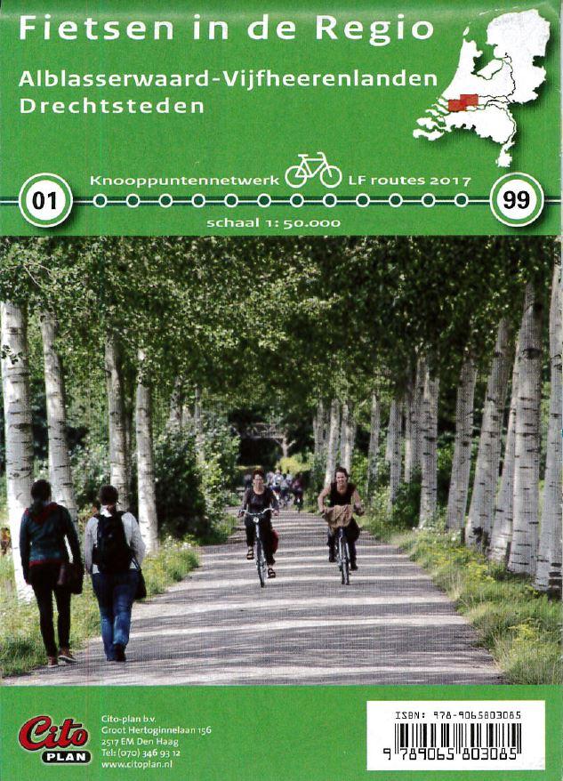 Fietsen in de Regio Alblasserwaard-Vijfheerenlanden-Drechtsteden