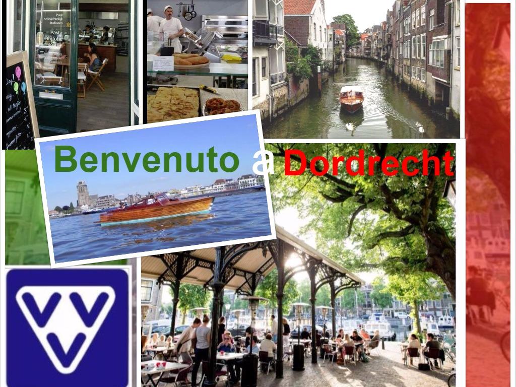 Benvenuto a Dordrecht