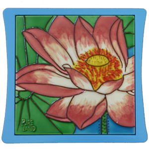 Pureland<br />tegeldoos bloem</p>