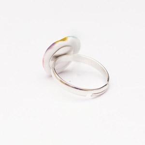 Zhao Dao<br />ring met een hart</p>