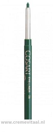 Cosart Eyeliner Donker Groen