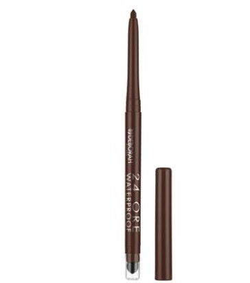 DM 24 Ore  Waterproof Eyepencil 2 Brown