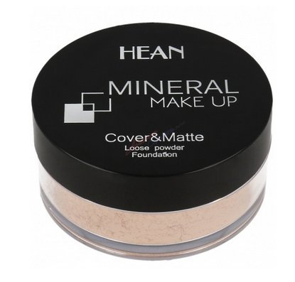 HEAN minerale powder cover matte porcelain