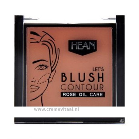 Hean Let`s Blush Contour Cinnamon