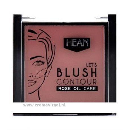 Hean Let`s Blush Contour Rose Anaise
