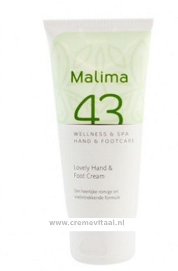 Malima Lovely Hand Foot Cream