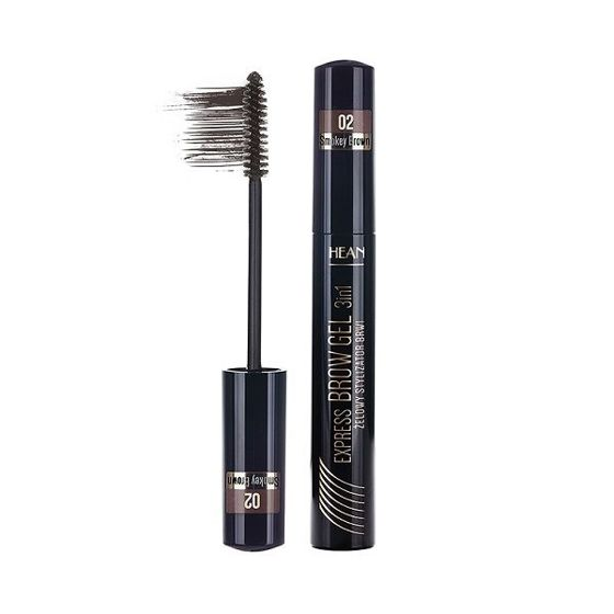 HEAN Express Eyebrow Gel Brown