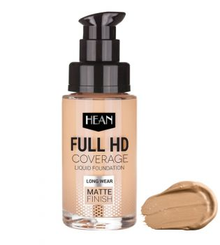 HEAN Full HD Foundation Natural 703