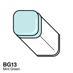 BG13 Mint Green