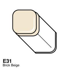 E31 Brick Beige