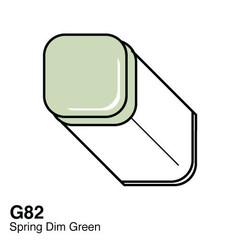 G82 Spring Dim Green