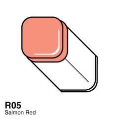 R05 Salmon Red