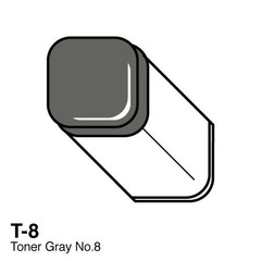 T8 Toner Gray