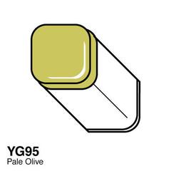 YG95 Pale Olive