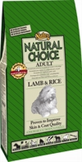 Nutro Lam&rijst brok