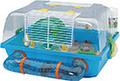 Hamsterkooi spelos,blauw.