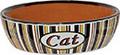 Kattendrinkschotel gestreept