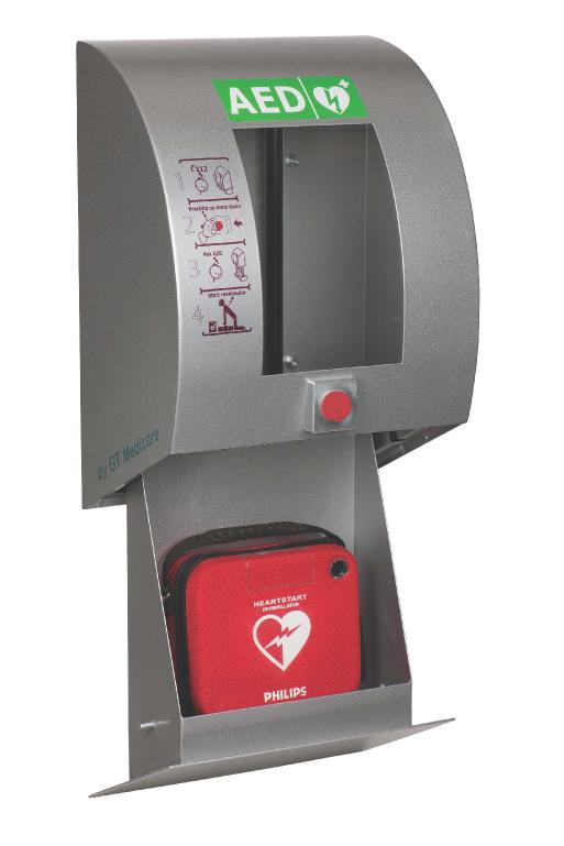 SixCase SC1310 alarm/ light/ aluminium