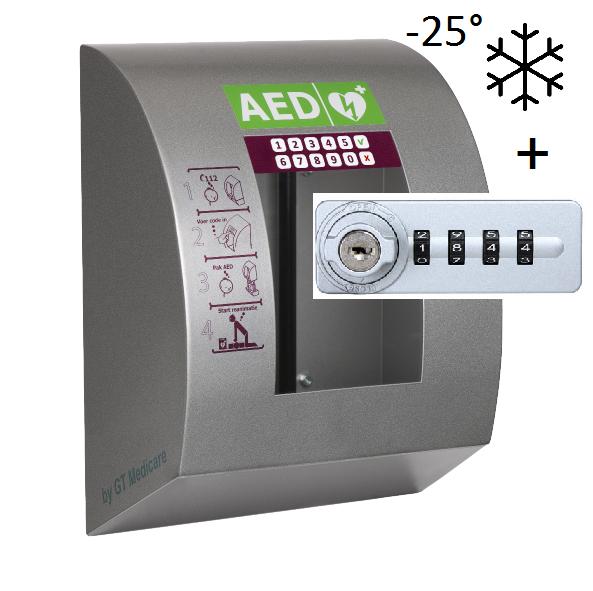 SixCase SC1340PM (Polar/ Mechanisch back-up slot/ Aluminium)