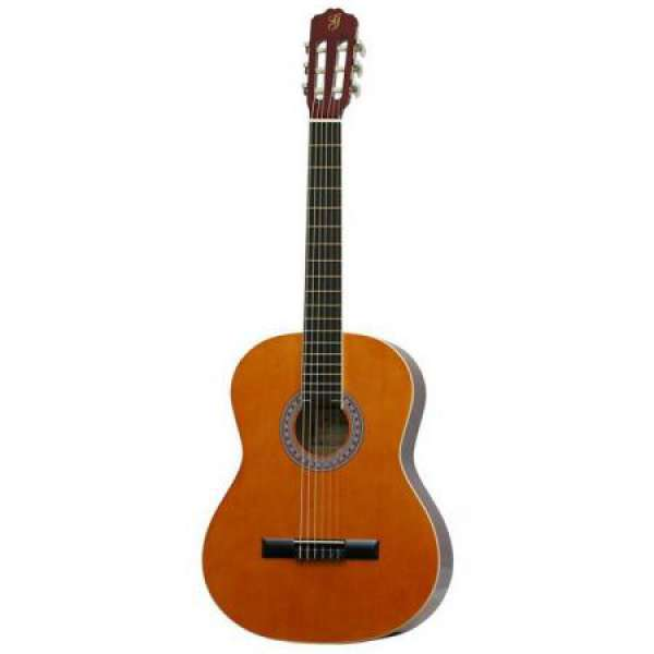 Gomez 036 3/4-model klassieke gitaar naturel
