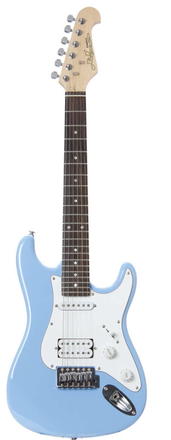 Stratocaster mini blue