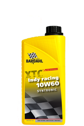 INDY Racing 10W60 Syntronic