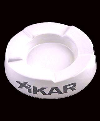 Xikar Step Ashtray white