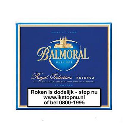 Balmoral Royal Selectio Reserva Corona