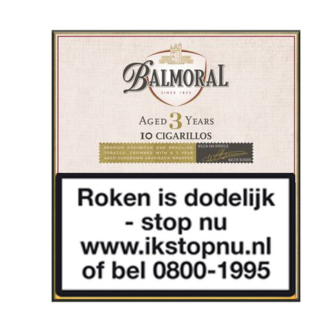 Balomoral Aged  3Years cigarillo