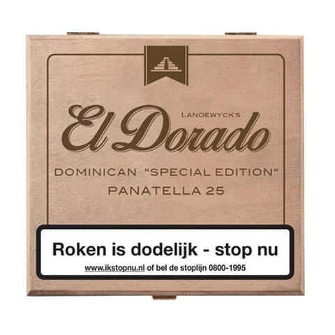 El Dorado Domincan Panatella