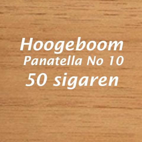 Hoogeboom Panatella No 10