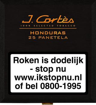 J Cortes Honduras Panatella