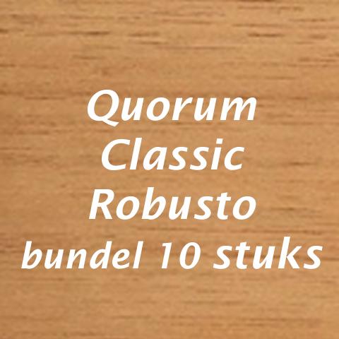 Quorum Classic Robusto