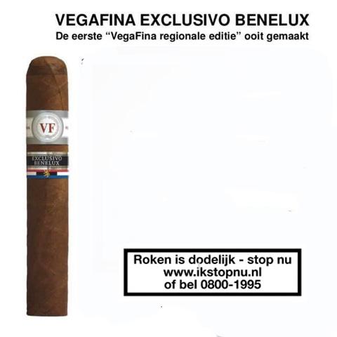 Vega Fina Magnificos exclusief Benelux