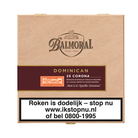 Balmoral dom corona