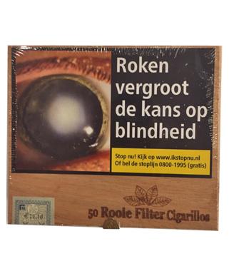 Hoogeboom Vanille 50 filter