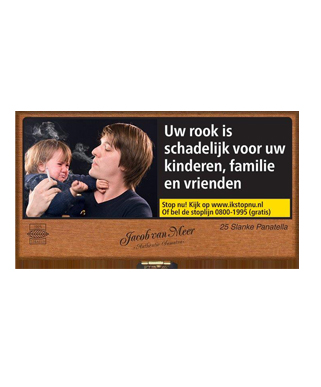 Jacob van Meer slanke panatella