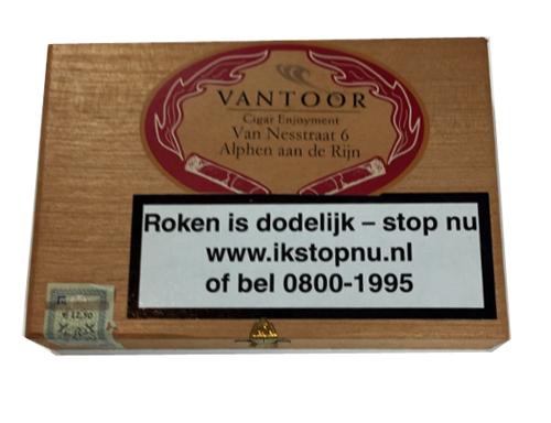 Van Toor senoritas 25