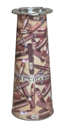 Stinky Cigar cone ashtray