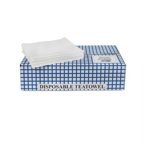 Disposable t-towel onbedrukt
