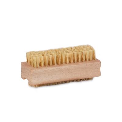Nagelborstel hout dubb.fiber