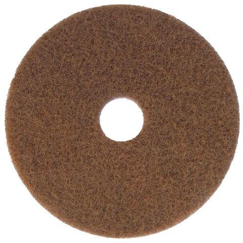 Strip pad brown