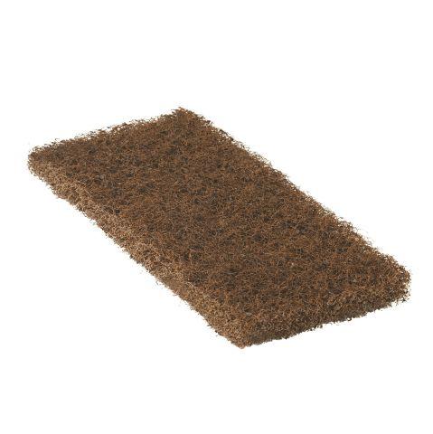 Scrubbapad brown