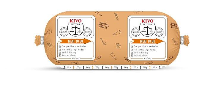 Kivo Meat To Go Kilo