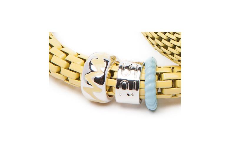 THE SNAKE STRASS | YELLOW MELLOW & ENAMEL