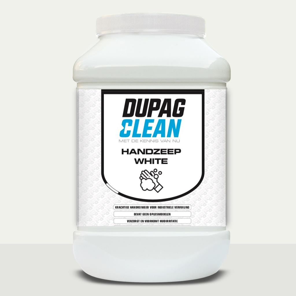Dupag Clean Handzeep White