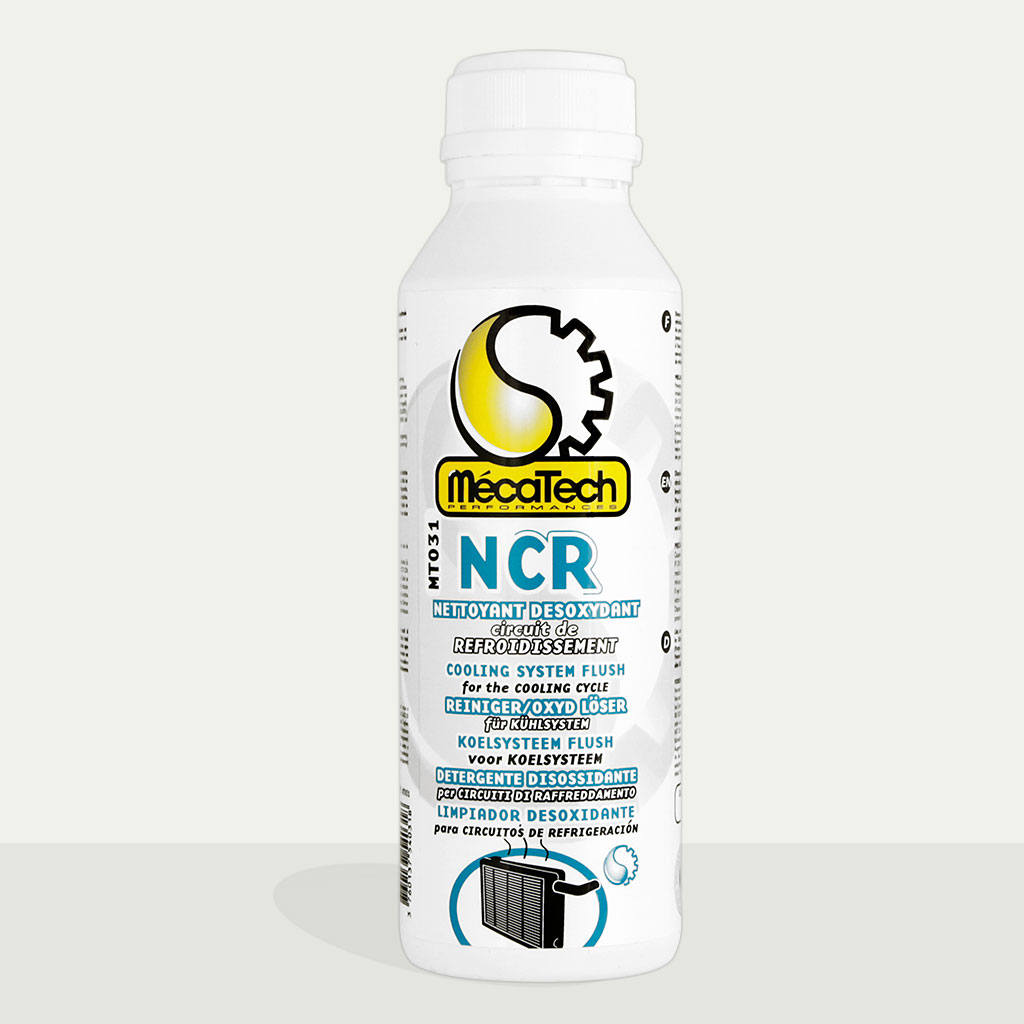 NCR Cooling Cleaner