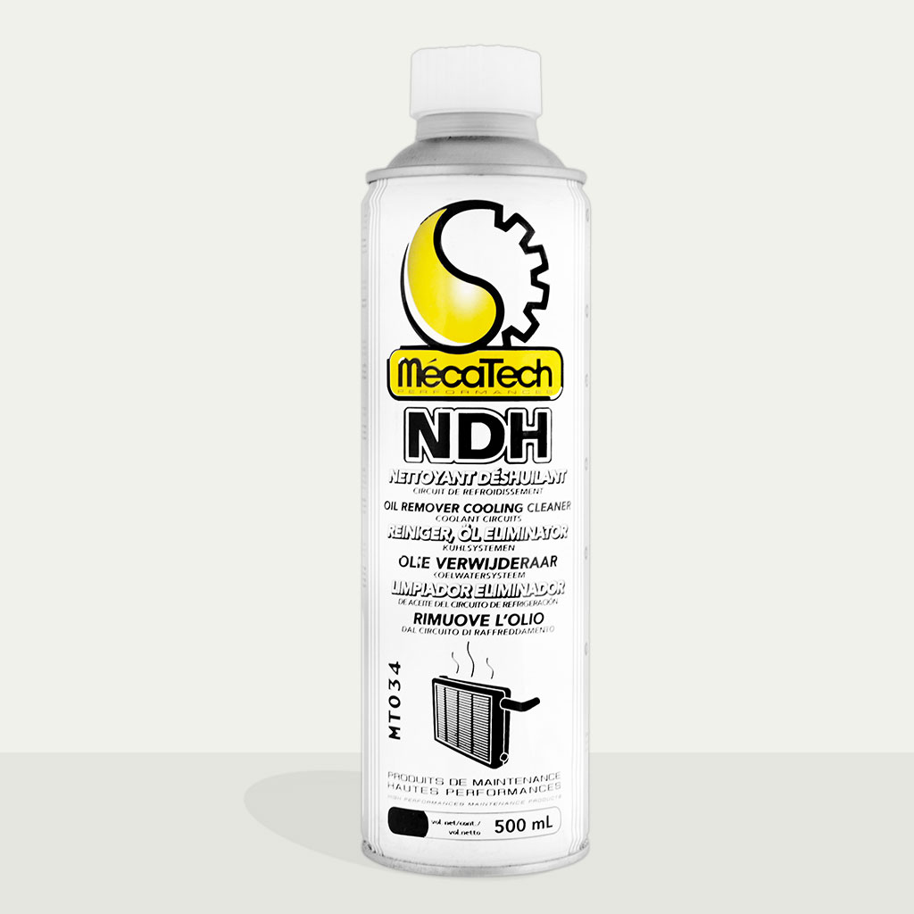 NDH Cooling Degreaser